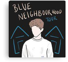 TROYE SIVAN BLUE NEIGHBOURHOOD TOUR Canvas Print