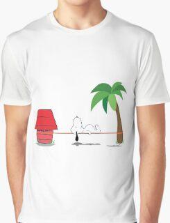 Snoopline Graphic T-Shirt