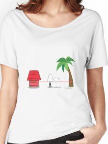 Snoopline Women's Relaxed Fit T-Shirt