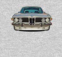 1972 BMW 3.0cs Unisex T-Shirt