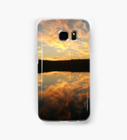 Sunrise in Nova Scotia Samsung Galaxy Case/Skin