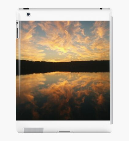 Sunrise in Nova Scotia iPad Case/Skin
