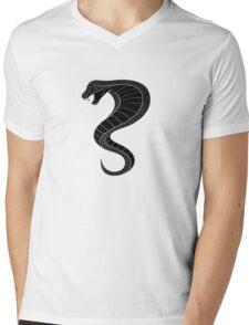 Escape from New York - Snake Plissken tattoo Mens V-Neck T-Shirt