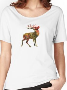Autumnal Stag Women's Relaxed Fit T-Shirt