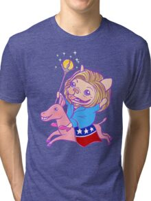 The Hilarious Rider Tri-blend T-Shirt