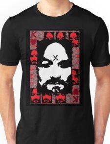 Charles Manson. Unisex T-Shirt