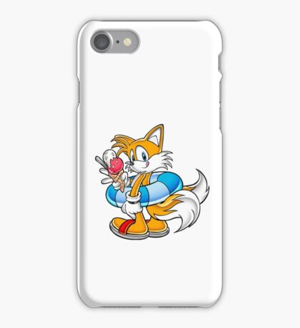 Sonic Tails Miles Prower iPhone Case/Skin