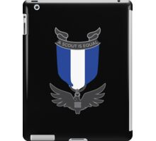 Scouts for Equality Eagle Medal iPad Case/Skin