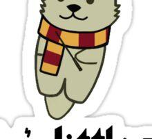 Mommy's Little Wizard Sticker