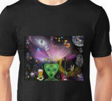 Sex, Drugs & Rock & Roll...In Space Unisex T-Shirt