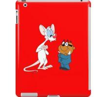 "Pinky & Penfold - Good Grief!"" iPad Case/Skin"