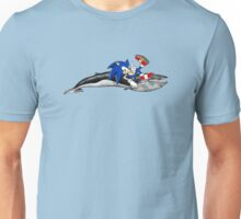 Sonic the Hedgehog - Whale? Unisex T-Shirt