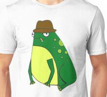 Derp Cartoon Frog Unisex T-Shirt