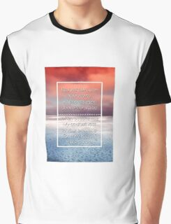 When Oceans Rise  Graphic T-Shirt