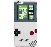 Game Boy Tetris iPhone Case/Skin