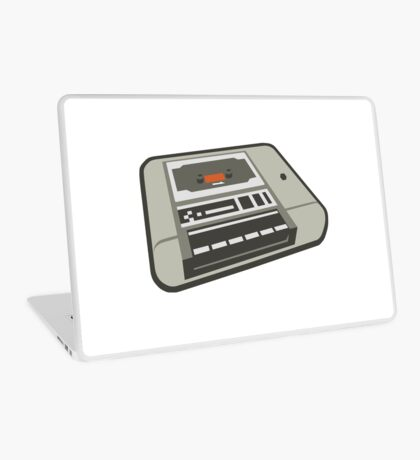 Commodore 64 Datasette Tape Recorder Laptop Skin