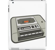 Commodore 64 Datasette Tape Recorder iPad Case/Skin
