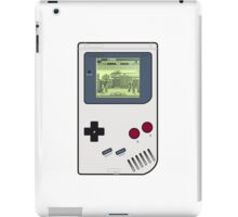 Game Boy Street Fighter II iPad Case/Skin