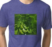 Aeonium Tri-blend T-Shirt