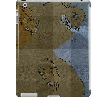 16 00443 0 stained glass iPad Case/Skin