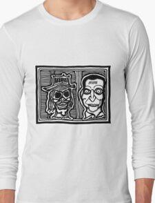 Creepy Dolls Long Sleeve T-Shirt