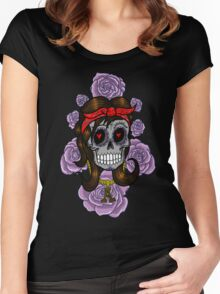 A skull by any other name  Women's Fitted Scoop T-Shirt