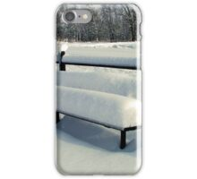 Benched iPhone Case/Skin