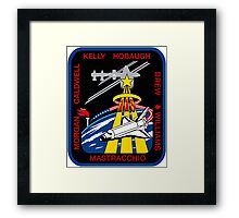 Space Shuttle Endeavour (STS-118) Framed Print