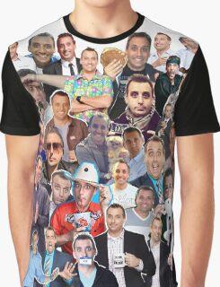 Joe Gatto collage (Graphic Tee) Graphic T-Shirt