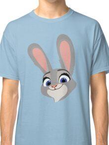 Judy Hopps Q Classic T-Shirt