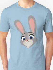 Judy Hopps Q T-Shirt