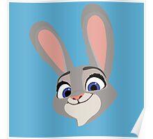 Judy Hopps Q Poster