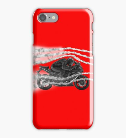 Avoid traffic jam iPhone Case/Skin