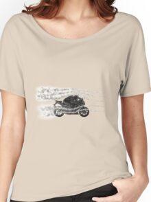 Avoid traffic jam Women's Relaxed Fit T-Shirt