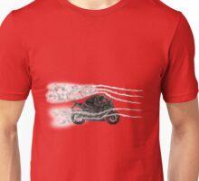 Avoid traffic jam Unisex T-Shirt