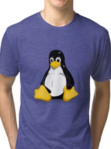 LINUX  Tri-blend T-Shirt