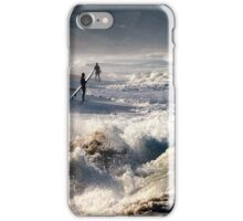 Waiting for the Wave by Mike-Hope iPhone Case/Skin