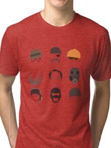 TF2 - Minimalist Tri-blend T-Shirt