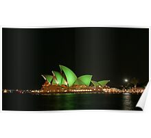 St Patrick @ The Opera House Poster
