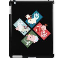 Monster Hunter Generations - 4 Villages iPad Case/Skin
