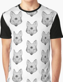 Fox Out Of Here Graphic T-Shirt