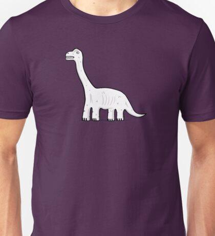 Cartoon Brachiosaurus Unisex T-Shirt