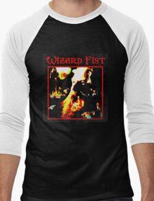 WIZARD FIST VINYL Men's Baseball ¾ T-Shirt