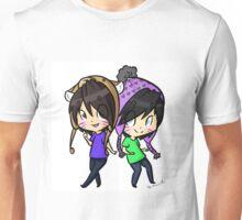 Dan and Phil digital drawing  Unisex T-Shirt