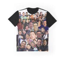 Sal Vulcano collage (Graphic Tee) Graphic T-Shirt