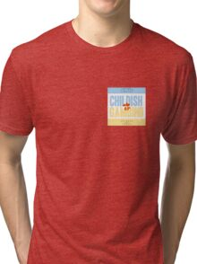 Childish Gambino Cover Design Tri-blend T-Shirt
