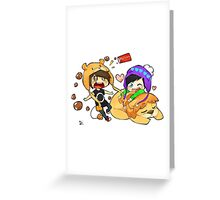 Phan Digital Art  Greeting Card