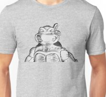comic 3d Turtle Unisex T-Shirt