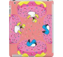 Funny Donuts iPad Case/Skin