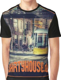 Tram Globetrotter Graphic T-Shirt